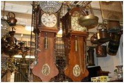 Inkoop antieke meubelen
